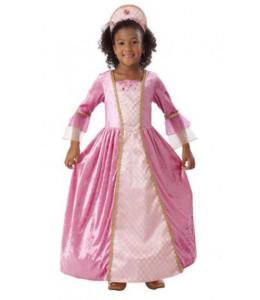 Princesa Rosa Infantil