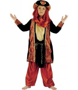 Disfraz de Arabe Marron Infantil