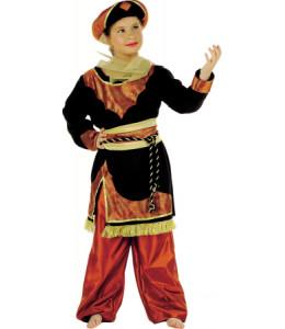 Disfraz de Arabe Marron Infantil.