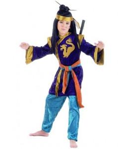 Disfraz de Samurai Infantil