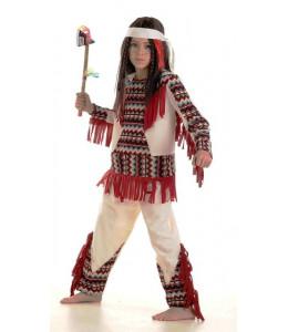 Disfraz de Indio Flecos Infantil.