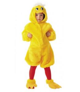 Disfraz de Pollito Peluche Infantil