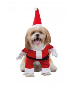 Disfraz de Papa Noel para Mascota