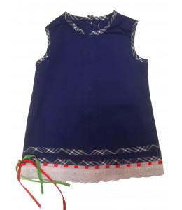 Vestido Arrantzale Mahon Bebe