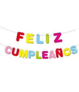 Guirlda Feliz Cumpleaños