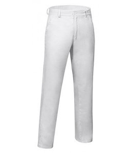 Pantalon Blanco Adulto