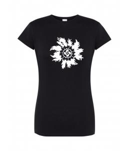 Camiseta Eguzkilore Mujer - Trajes Vascos