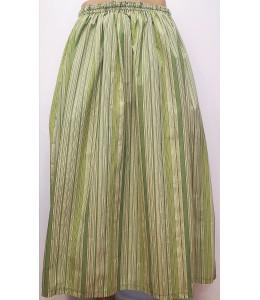 Falda Casera Verde