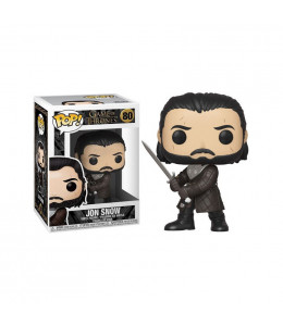 Figura Funko POP! Vinyl Game of Thrones - Jon Snow 80