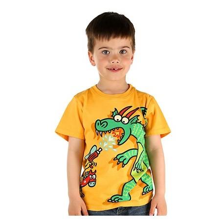 Camiseta Kukuxumuxu Jordi Infantil