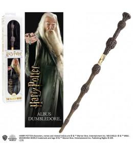 Varita Mágica de Albus Dumbledore y marcapáginas 3D