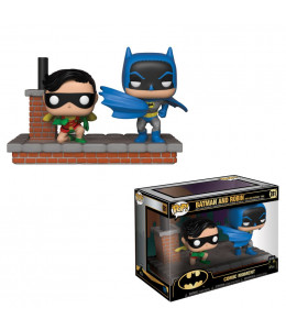 Figura POP! Batman 80th - 1964 New Look Batman and Robin - 281