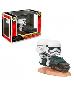 Figura Funko POP! Star Wars Rise of Skywalker- First Order Tread Speeder - 320