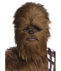 Mascara Chewbacca Movil