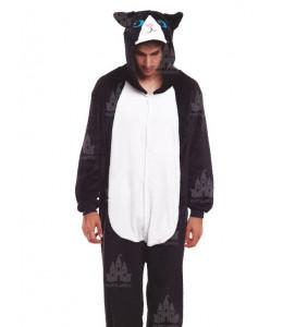 Disfraz de Gato Pijama Peluche