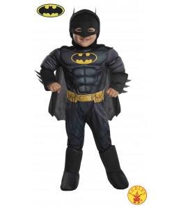 Disfraz de Batman Deluxe Bebe