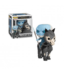 Funko POP! White Walker on Horse Juego de Tronos