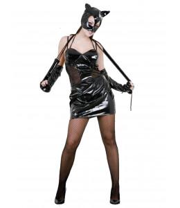 Disfraz de Sado Gatita Mujer