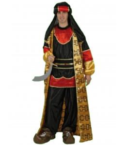 Disfraz de Sultan Real Hombre