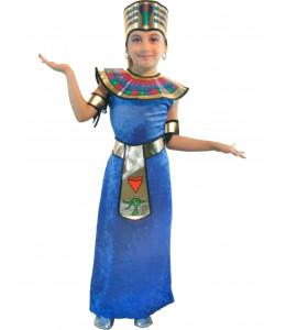 Disfraz de Nefertiti Infantil