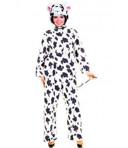 Disfraz de Vaca Peluche