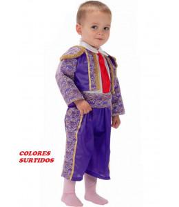 Disfraz  de Torero Bebe Colores