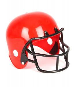 Casco Rugby Rojo