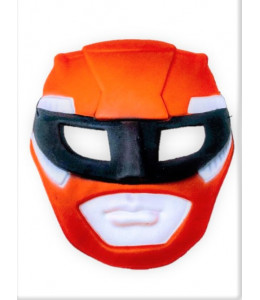 Mascara Ranger Rojo