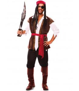 Disfraz de Pirata Luxe