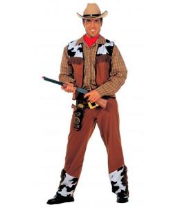 Disfraz de Vaquero Marron