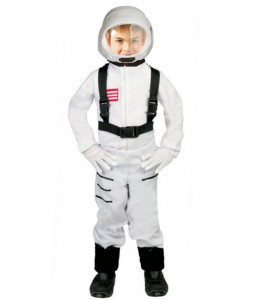 Disfraz de Astronauta infantil con Casco
