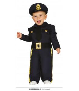 Disfraz de Policia Bebe
