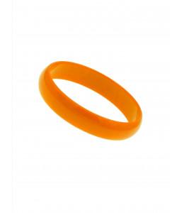 Pulsera de Aro Pequeña Naranja