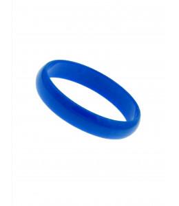 Pulsera de Aro Pequeña Azul