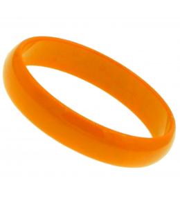 Pulsera de Aro Grande Naranja