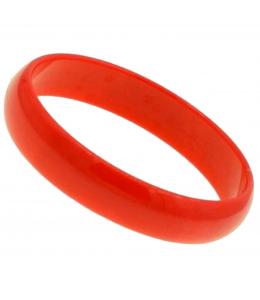 Pulsera de Aro Grande Roja