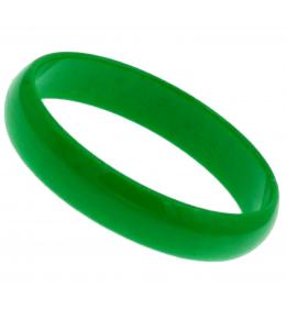 Pulsera de Aro Grande Verde