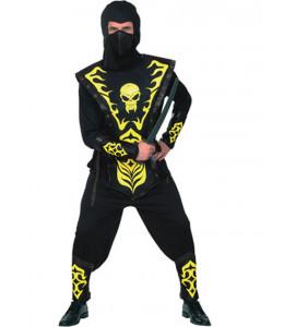 Disfraz de Ninja Amarilo