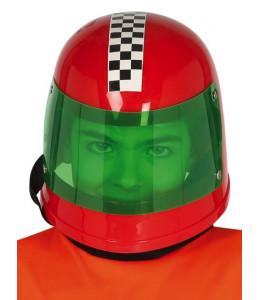 Casco Piloto F1 Infantil