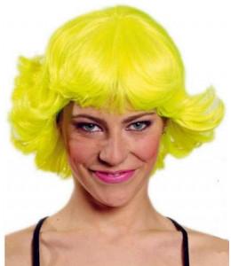 Peluca Fashion Amarilla