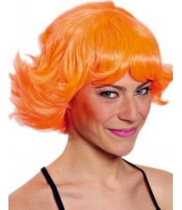 Peluca Fashion Naranja