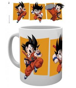 Taza Dragon Ball - Goku Patada