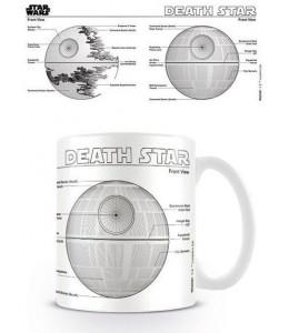 Taza Star Wars Estrella de la Muerte