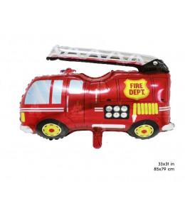Globo camion de Bombero