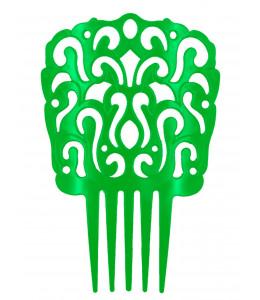 Peineta de Sevillana Grande Verde