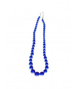 Collar de Sevillana Pequeño Azul