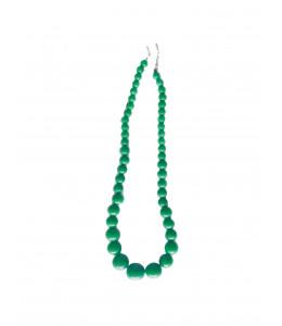 Collar de Sevillana Pequeño Verde
