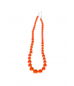 Collar de Sevillana Pequeño Naranja