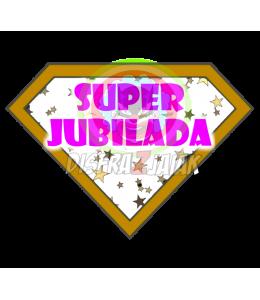 Vinilo Textil Super Jubilada 15x15