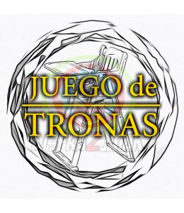 Vinilo Textil Juego de Tronas 15x15